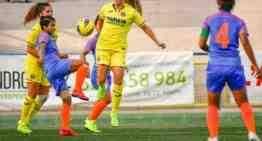 El Villarreal abre su participación en el COTIF Femenino con victoria ante India (2-0)