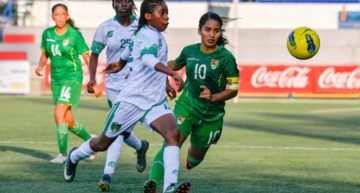 Bolivia se despidió del COTIF 2019 con 'manita' ante Mauritania (5-0)