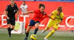 Una gran primera parte le basta a España para imponerse al Villarreal (3-1)
