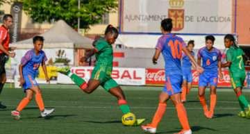 India suma su segunda victoria frente a Mauritania (0-7)