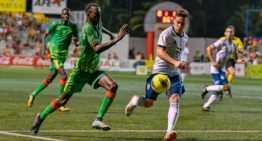 Argentina se impone a Mauritania y se muestra como candidata al título (1-4)