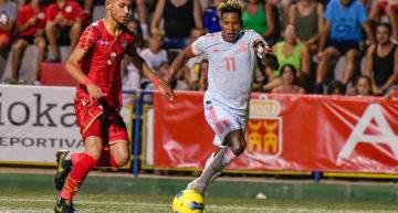 España superó con solvencia a Baréin (2-0)