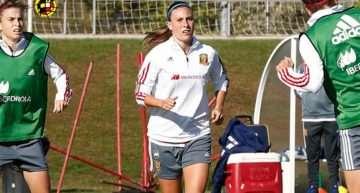 La valenciana Gemma Gili, convocada de última hora para el amistoso absoluto entre España y Francia
