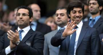 Los traspasos de menores le cuestan al Manchester City una 'multita'