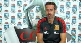 Jorge Vilda: 'El COTIF permite a nuestras jugadoras más jóvenes integrarse en las dinámicas de la selección'
