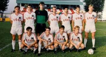 El fútbol que vino del frío: la huella de la antigua URSS en el COTIF