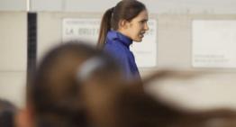 La seleccionadora FFCV Andrea Esteban pone nombre a un nuevo torneo de fútbol femenino
