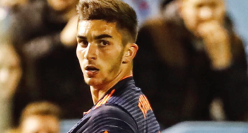 VIDEO: La camiseta con la que Ferran se 'estrenó' como goleador en LaLiga cuando todavía era juvenil