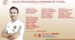 Cuatro levantinistas en la primera lista de Jorge Vilda para la España post-Mundial femenino