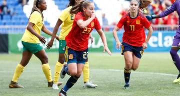 Irene Guerrero reemplaza a Ángela Sosa en la lista de Jorge Vilda