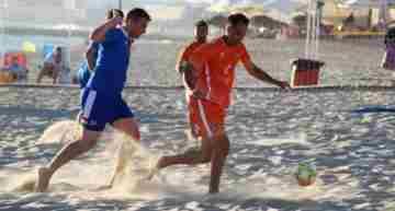 La Selecció FFCV de Fútbol Playa cerrará la temporada ante el Levante UD el 31 de agosto