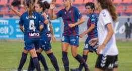 El Levante Femenino seguirá su pretemporada frente a Madrid CFF y Rayo Vallecano