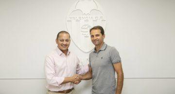 VIDEO: Nuevo convenio entre el VCF y la Asociación de Futbolistas del Valencia
