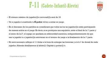 'Cambios ilimitados': la Federación Madrileña revoluciona las sustituciones hasta cadetes