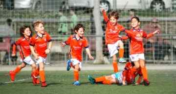 El Primer Toque, emocionado ante el arranque de curso de sus equipos de fútbol-8