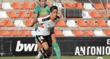 Un doblete de Mari Paz Vilas salva un punto para el Valencia (2-2)