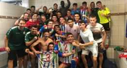 Resumen Liga Nacional Juvenil (jornada 2): solo Castellón, Villarreal y CD Roda mantienen el pleno de triunfos