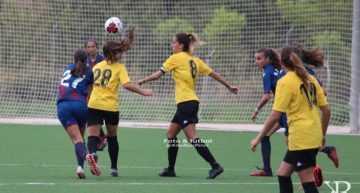 El Levante logra la primera victoria de la temporada ante el CFF Cáceres (3-2)