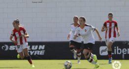 Previa: El Valencia buscará su segunda victoria consecutiva ante el Sporting de Huelva de Marta Peiró (13:00 horas)