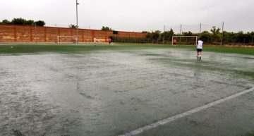 La FFCV aplaza parcialmente la jornada del 14 y 15 de septiembre debido a las lluvias