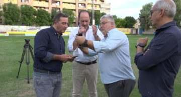 La FFCV chequea los daños y destrucción causados por la DANA en Alicante