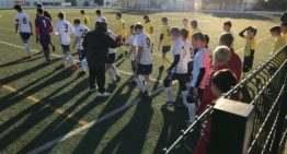 Arrancan los entrenamientos del fútbol-8 del CD Torrevieja