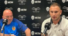 Luis Martínez y Marco Otero explican por primera vez su 'tandem' al frente de la Academia VCF