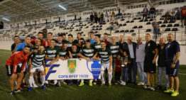 El Jove Español San Vicente representará a la FFCV en la fase final de la Copa RFEF (1-3)