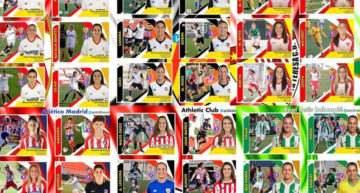 La polémica de los cromos del futfem se recrudece en la temporada 2019-2020