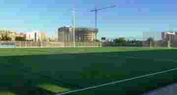 La travesía por el desierto llega a su fin: CD Malilla inaugura este sábado 28 de septiembre su campo de fútbol-11