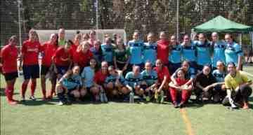GALERÍA: Mislata CFF conquistó un espectacular I Torneo de Futfem UE Vall dels Alcalans