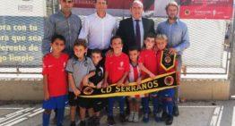 'Guajes' en el Río Turia: el CD Serranos ya forma parte de la red de Escuelas de Tecnificación de Mareo del Real Sporting de Gijón