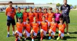 El Alevín 'A' del Primer Toque marca el ritmo en la fase de grupos del Torneo Jordi Pitarque