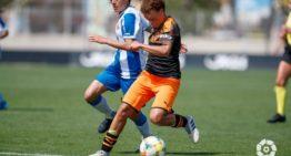 Un excelso segundo tiempo del Valencia le da los tres puntos ante el Espanyol (0-3)