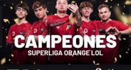 Vodafone Giants logra la victoria en la Superliga Orange League of Legends