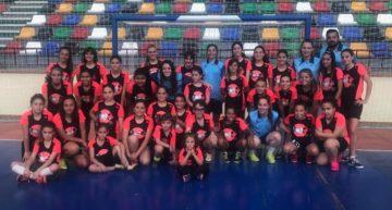 Nuevo Clínic Valenta de Fútbol Sala en Sagunto el 21 de septiembre