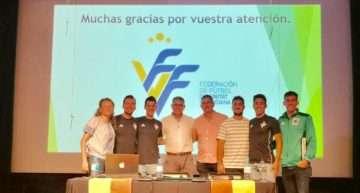 El Comité Técnico de Árbitros FFCV se solidarizó con los afectados por la DANA en la Vega Baja