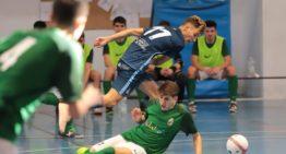 Primer entrenamiento 2019-2020 de la Selección Valenciana de futsal Sub-19