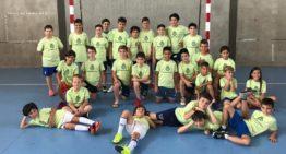 Sorteo de composición de grupos de lascategorías de futsal base FFCV el jueves 26 de septiembre