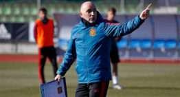 Cuatro representantes valencianos estarán con España Sub-17 en el Torneo de Estonia