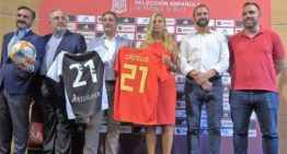 Castalia vivirá un ambiente de lujo para el partido de España Sub-21