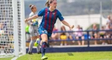 El Levante Femenino tumba al Athletic en su estreno en Primera Iberdrola (2-0)