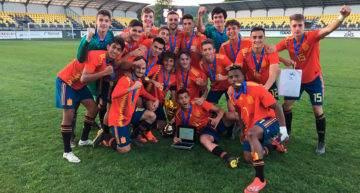 Cinco valencianos disputarán los próximos amistosos de España Sub-18 ante Qatar