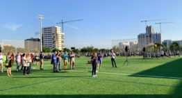 GALERÍA: Jornada para el recuerdo de un CD Malilla que ya goza de campo de fútbol-11