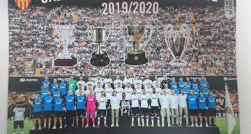 GALERÍA: Ya disponible la edición 2019-2020 del calendario de Jorge Iranzo