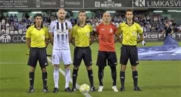 El CD Castellón tumba al Jove Español y se pone a un paso de jugar la Copa del Rey (2-0)