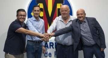VIDEO: El Mislata UF renueva su convenio con el Villarreal CF hasta verano de 2020