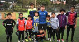 GALERÍA: La Escuela de Porteros del CD Castellón, formación albinegra de aquí a Lima