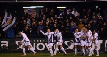 Competición estima la impugnación del CD Castellón, que jugará ante el Jove Español los octavos de Copa RFEF