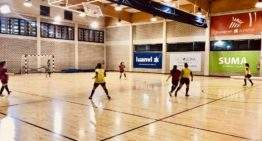 Entrenamientos para la Selecciones Femeninas FFCV Sub-16 y Sub-19 de futsal el lunes 28